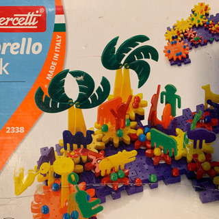 知育玩具 ボーネルンド Georello Park
