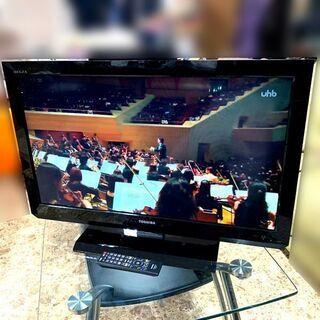 TOSHIBA/東芝 REGZA レグザ 液晶カラーテレビ 32...