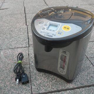 TIGER 魔法瓶 電気ポット とく子さん PIL-A22…