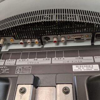 SONY アナログ液晶テレビ15インチ - 家電