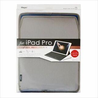 【ネット決済・配送可】iPad Air2 軽量インケース グレー...