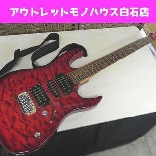 Ibanez Gio エレキギター 赤系 アイバニーズ ギター ...