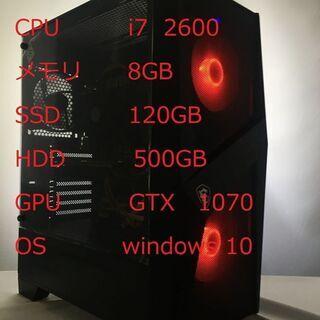 ハイスペックPC i7 2600 GTX1070