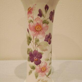 Caverswall 花瓶  【未使用】