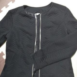 H&M レディースジャケット黒