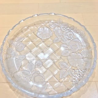 大皿 ガラス