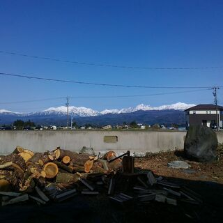 値下げ💛立山連峰一望💛別荘用地💛古家付き土地💛オーナーチェ…