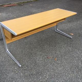 天童木工 アルミ脚 テーブル