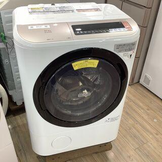 安心の1年保証付き!!2018年製ヒタチのドラム式洗濯乾燥…
