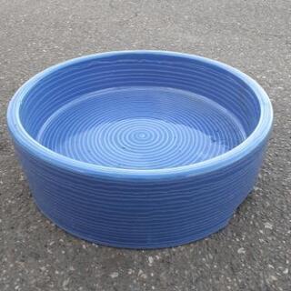 陶器の鉢置き