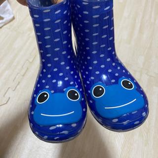 カエル長靴 16.5〜17cm