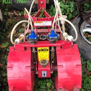 丸山 管理機用 土壌消毒機