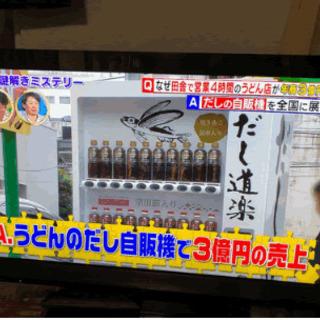 食品・自動販売機募集 大学そば  - 名古屋市