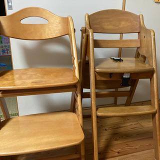 子供用の椅子 - 売ります・あげます