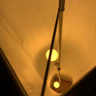 【お洒落】間接照明 スタンドライトフロアライト インテリア 暖色 - 家具