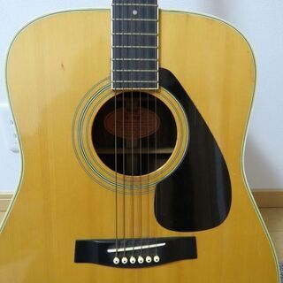 ヤマハギターFG-251B美品