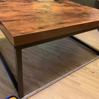 ニトリ テーブル ステイン8040の画像