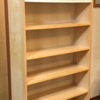 【ネット決済】IKEA BILLY ビリー 本棚 白色の棚板2枚付き