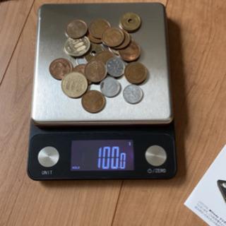 キッチンスケール 0.1g 高精度センサー デジタルスケール30...