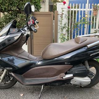 pcx125 バイク 車体