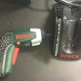 ※DIY用電動工具※ BOSCH (ボッシュ) 3.6V バッテリードライバー - 家電
