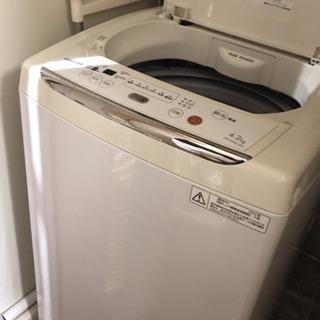 TOSHIBA AW-42ML(W)  洗濯機