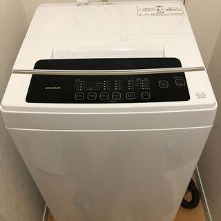 アイリスオーヤマ洗濯機IAE-T602E 保証書あり