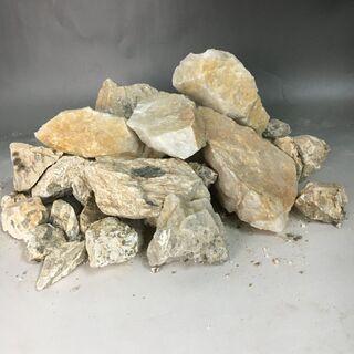 JY1/8 ラジウム温泉 鉱石 鉱物標本 10㎏ 0.21マイク...