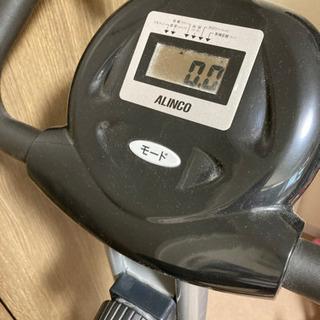 エアロバイク ALINCO【交渉中】 - その他