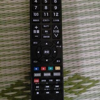 アズマ EASTテレビリモコンLE-40FHD300