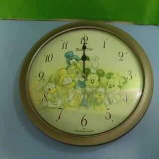 JM9055)SEIKOSHA/Disney Time 掛け時計...