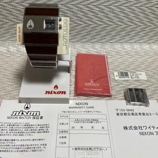ジャンク品 ニクソン&ルミノックス腕時計 - 京都市