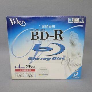 VENUS 一回録画用 BD-R 1-4倍速 25GB 5枚セット