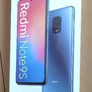 Xiomi Redmi Note 9s 4GB 64GB オーロ...