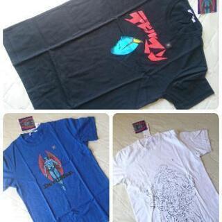 絶版 未使用 デビルマン Tシャツ タグ付き3種 Sサイズ