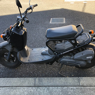 ズーマー  50cc  低走行車 自賠責令和6年まで