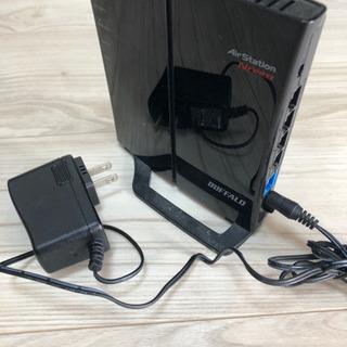 ブァッファロー無線LAN
