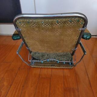 レトロな座椅子 - 千葉市