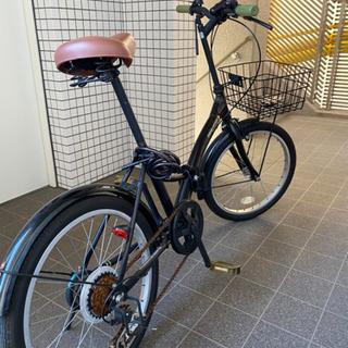 ⭐️折り畳み自転車⭐️20インチ❗️