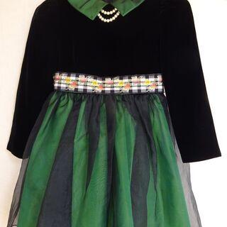 女児用ドレス 120cm