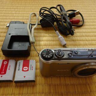 デジタルカメラ SONY DSC-HX5