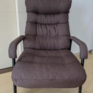 肘付きパイプ座椅子