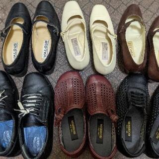 婦人靴 22.5センチ 6足セット