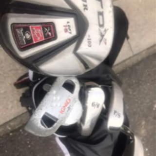 【ネット決済・配送可】ゴルフクラブセット
