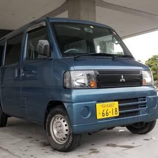 H19 ミニキャブバン 車検R3年12月まで!4WD!!