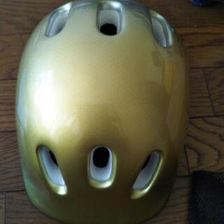 【未使用】子ども用ヘルメット
