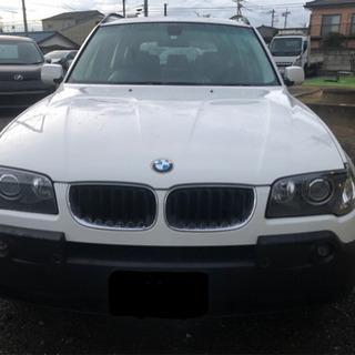 【ネット決済】BMW X3 サンルーフ♪