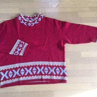 レディース用セーター(a1)