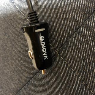 USB Type-Cケーブルが一体 18W 高出力 カーチャージャー - 周南市