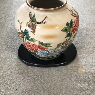 九谷清峰 壺